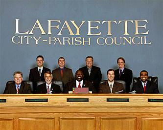 Lafayette City-Parish Council, lafayettela.gov