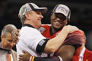 Coach Mark Hudspeth