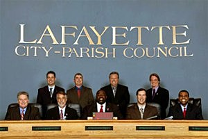 Lafayette City Parish Council