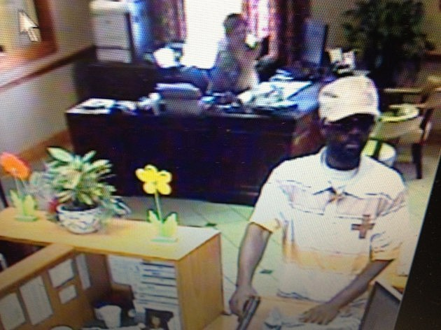 Gulf Coast Bank Robbery Suspect