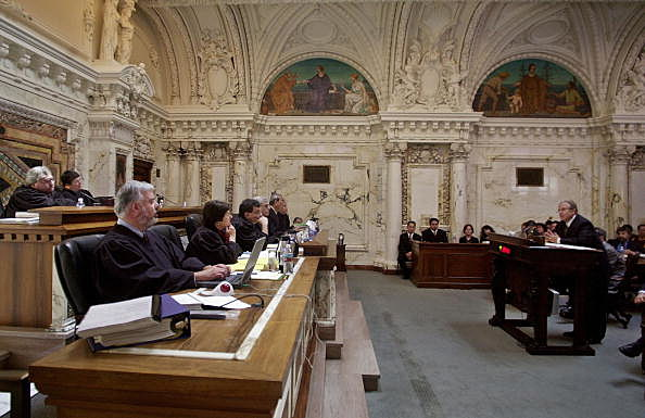 9th Circuit Court of Appeals  (Photo by Paul Sakuma-Pool/Getty Images)