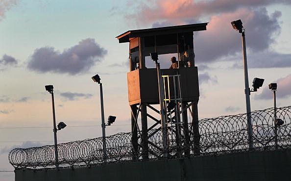 Guantanamo Bay Detention Center (Photo by John Moore/Getty Images)