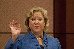 U.S. Senator Mary Landrieu
