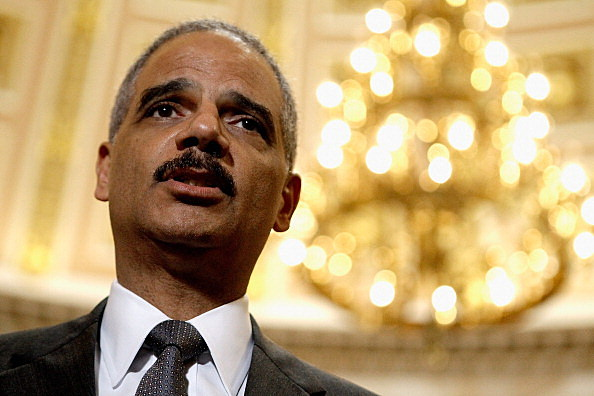 Attorney General Eric Holder (Photo by Chip Somodevilla/Getty Images)