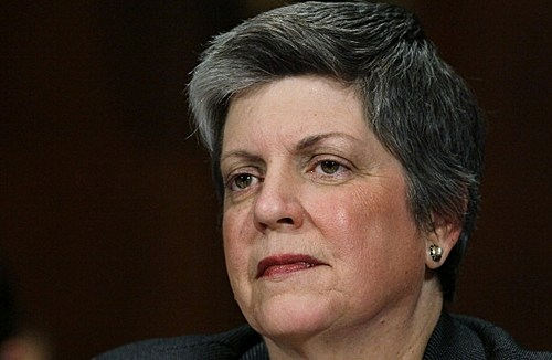 Secretary of Homeland Security Janet Napolitano (Photo by Mark Wilson/Getty Images)