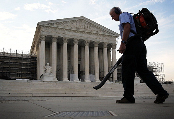 U.S. Awaits Supreme Court