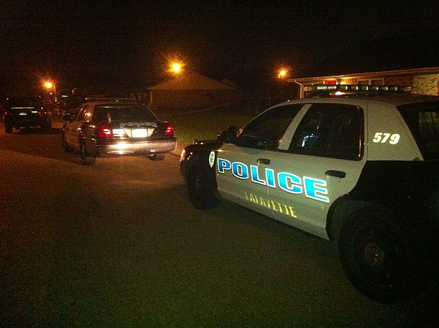Lafayette Police Cars photo by KPEL