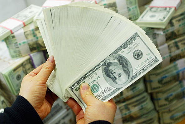 Money (Photo by Chung Sung-Jun/Getty Images)
