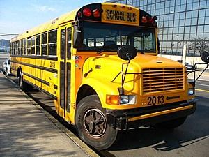 School Bus (Flickr)