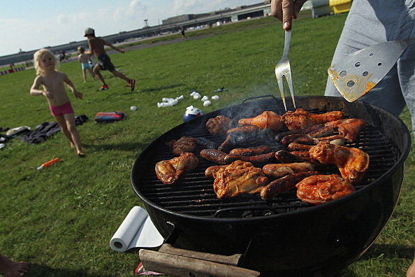 bar b q celebration  (Photo by Sean Gallup/Getty Images)
