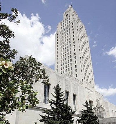 Louisiana State Capitol (Photo by Chris Graythen/Getty Images)