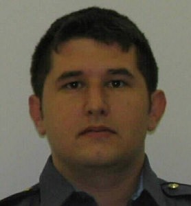 Deputy Matthew Strickland, (Photo courtesy of State Police)
