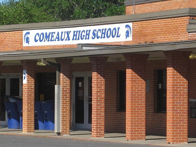 Comeaux High School