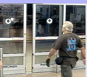 Wal Mart Burglary Suspect, St. Mary Parish Sheriff's Office