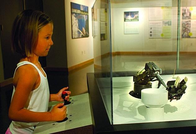 Annalise Deshotel, Photo courtesy of Lafayette Science Museum