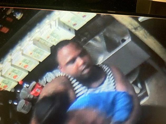 Alleged Casino Robber, St. Martin Parish Sheriff's Office