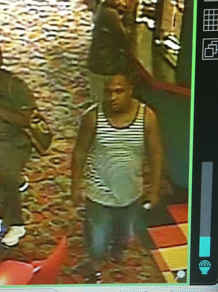 Casino Robber, St. Martin Parish Sheriff's Office