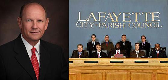 Joey Durel, Lafayette City-Parish Council