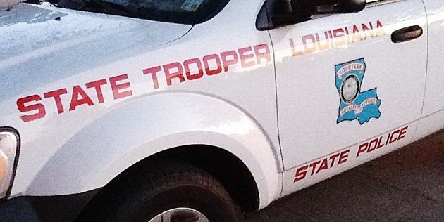 LA State Police vehicle 1 photo by KPEL (2)