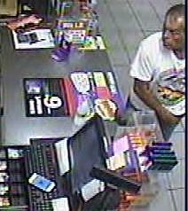 South College Robbery Suspect, LPD