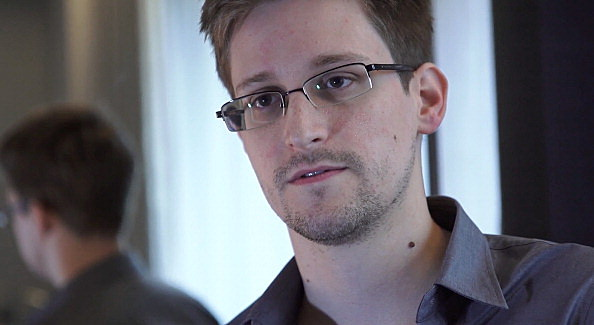 Edward Snowden (Photo by The Guardian via Getty Images)