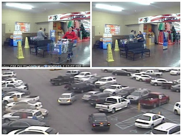 Breaux Bridge Wal Mart Thieves, Breaux Bridge Police Department