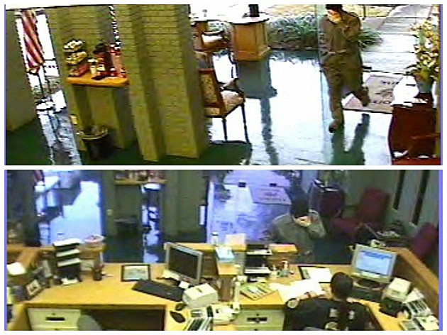 Coolidge Bank Robbery