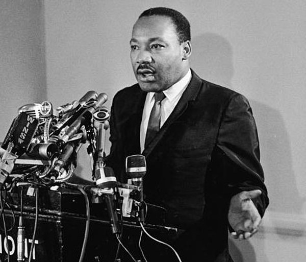 the history behind martin luther kings holiday The surprising story behind this professor of history at middlebury college and an author of the chicago freedom movement: martin luther king jr.