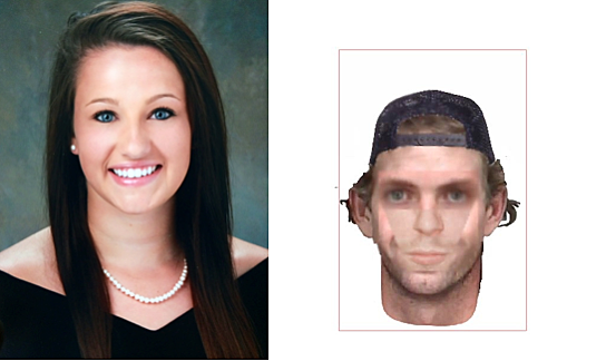 Morgan Aucoin and White Male, NOPD