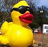 Boys and Girls Club Duck, Lafayette Police