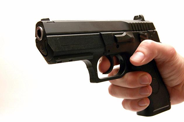Gun photo Boris KatsmanThinkStock