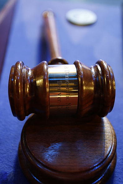 judge's gavel (Photo by Chip Somodevilla/Getty Images)