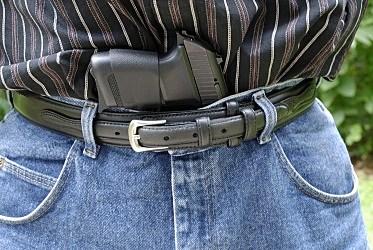 Handgun 5, iStock