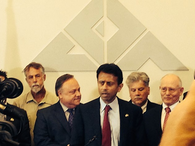 Gov. Bobby Jindal, Photo by KPEL