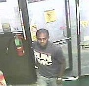 Person of Interest, photo courtesy of Lafayette Police Department