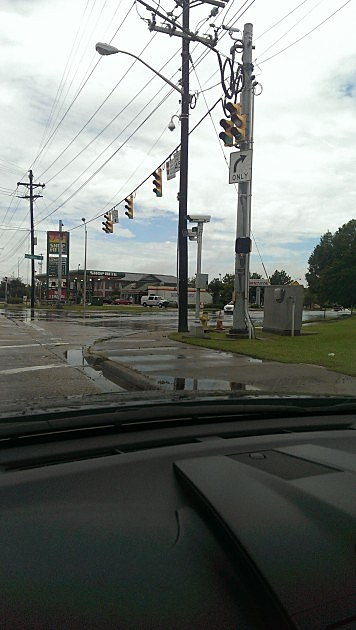 Corner or Guilbeau and Congress, submitted photo