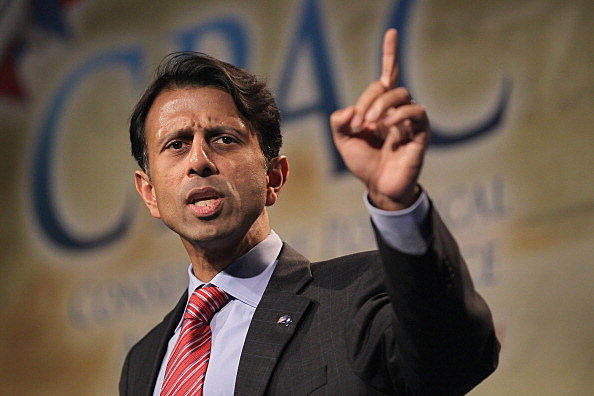 Bobby Jindal (Photo by Scott Olson/Getty Images)