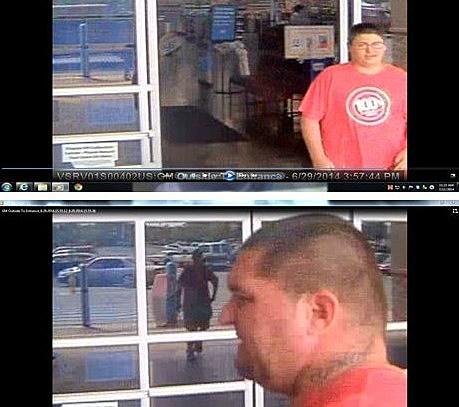 Wal Mart Breaux Bridge Suspects Photo, Breaux Bridge Police Department