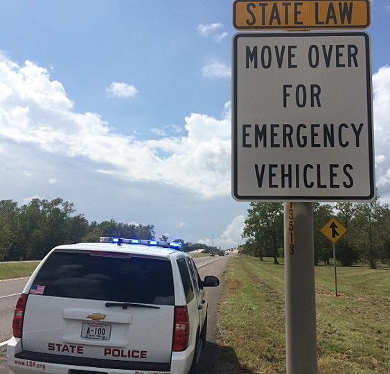 State Police Car, LSP
