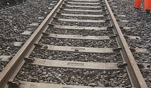 railroad tracks (Photo by Matt Cardy/Getty Images)