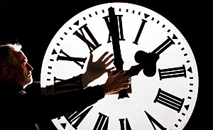 Clock, (Photo by Jeff J Mitchell/Getty Images)