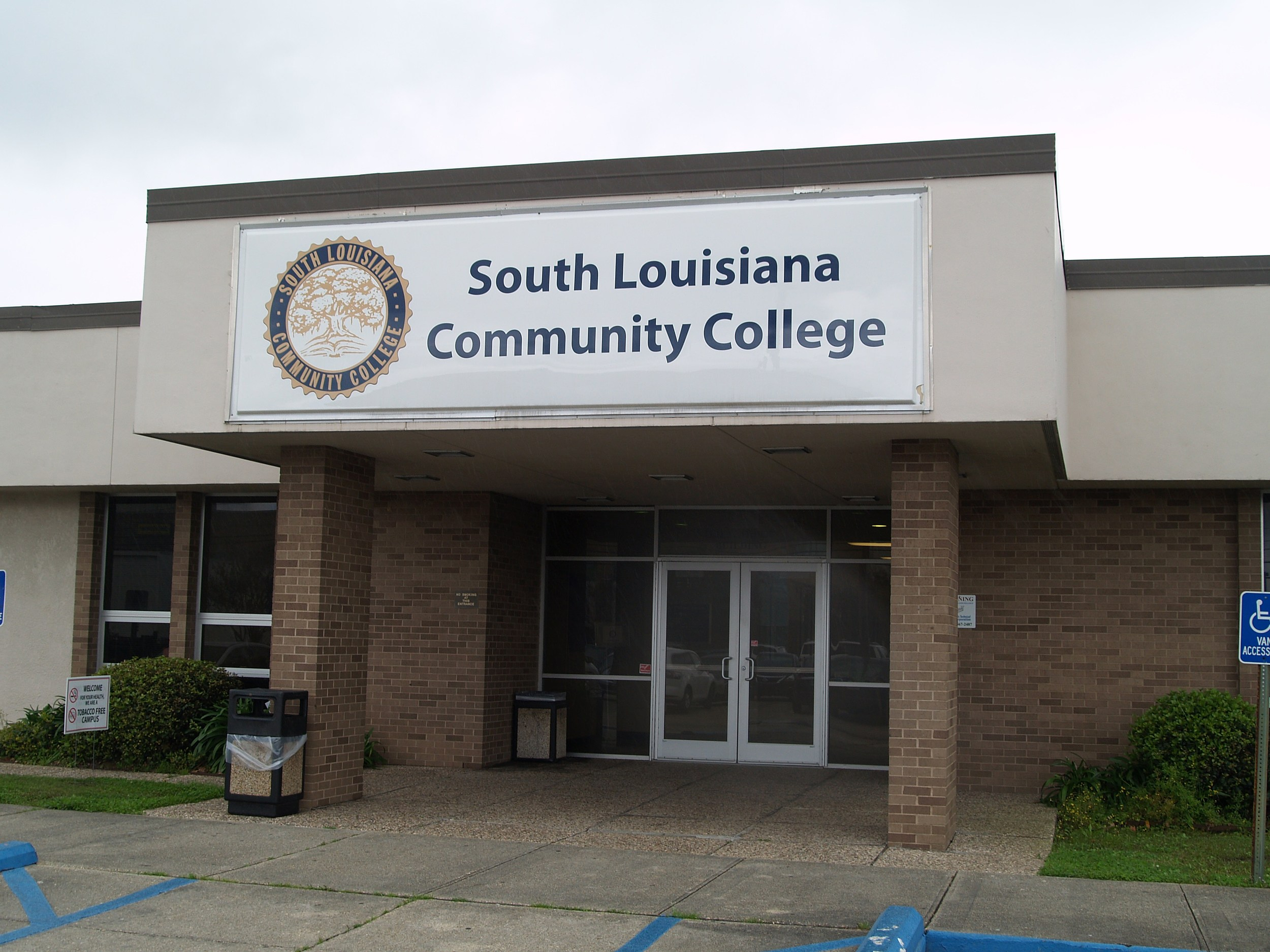 SLCC Ardoin Building KPEL Staff Photo