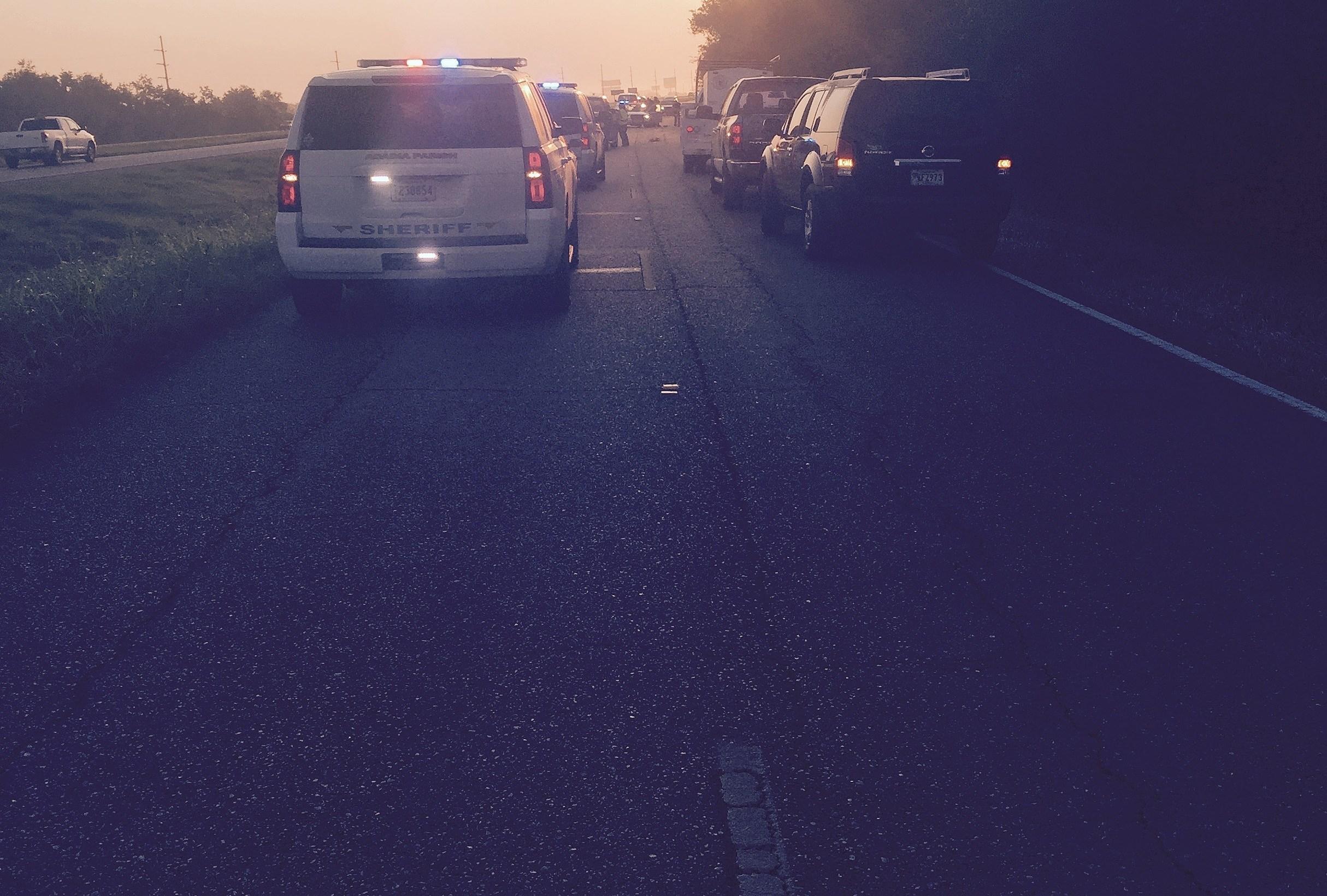 Car Accident In Acadia Parish