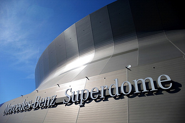 Superdome (Photo by Chris Graythen/Getty Images)
