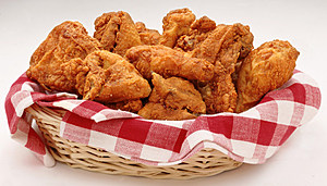 fried chicken ThinkStock