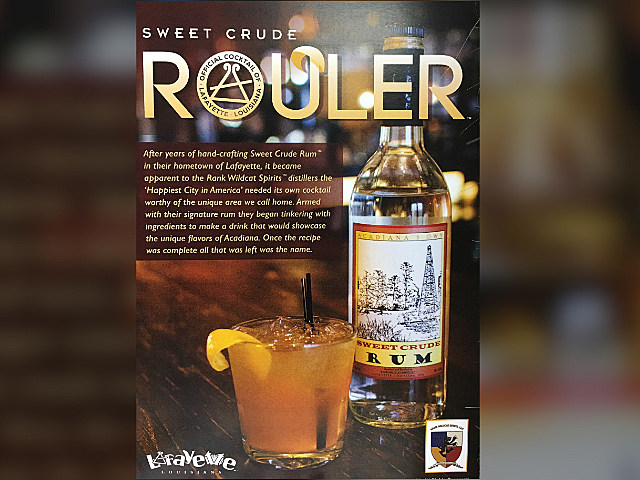 Sweet Crude Rouler supplied image