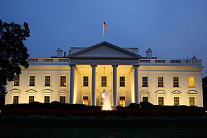 White House (Photo by Mark Wilson/Getty Images)