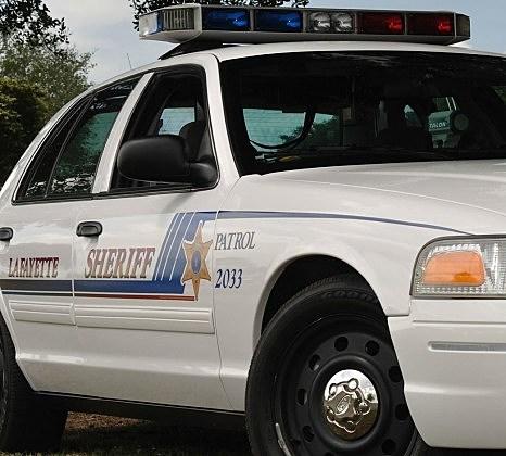 Lafayette Parish Sheriff's Office Car, Facebook photo