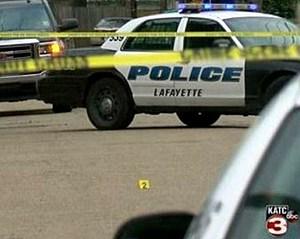 Lafayette Police , KATC image