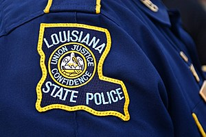 Louisiana State Police Patch, Facebook
